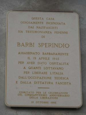 Lapide Barbi Sperindio