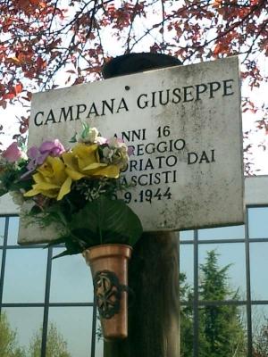 Cippo S.Giacomo Statale sud
