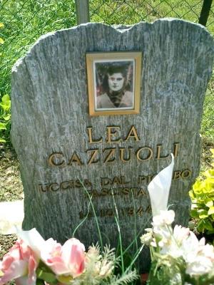 Cippo Cazzuoli Lea