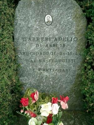 Cippo via Scarabella