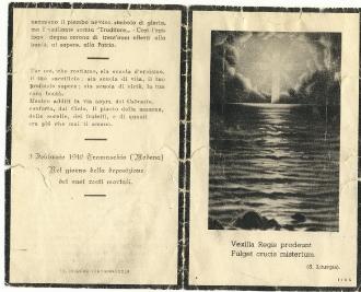 Carlo Fila strage di Bassano del Grappa