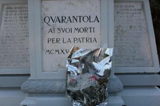 cippi San Giacomo-Mortizzuolo-monumento Quarantoli
